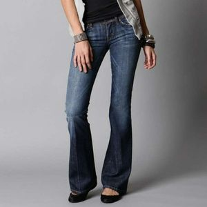 Citizens of Humanity Ingrid 02 flare leg jeans